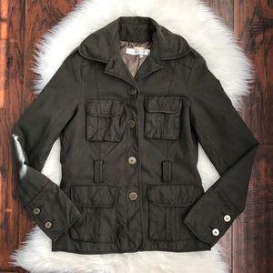 🌿4 x $20 Zara Green Utility Jacket